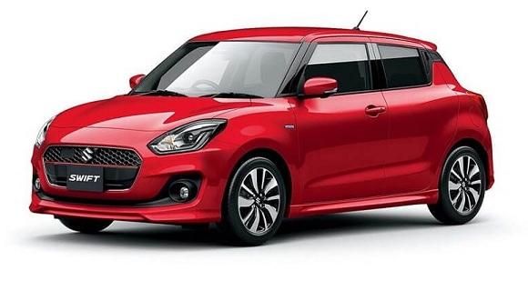 New Maruti Suzuki Swift Price Features Specs Mileage Variants
