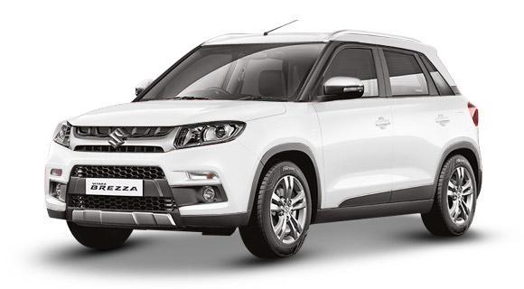 Maruti Suzuki Vitara Brezza Price In India