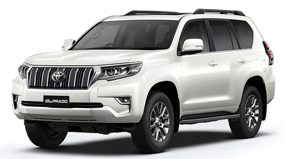 Toyota Dealers In Ri >> New Toyota Land Cruiser Prado Price, Features, Specs, Mileage, Variants - GariPoint