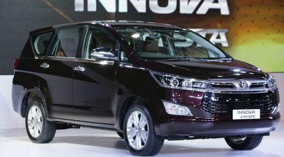 Toyota Innova Crysta Petrol Launched In India Garipoint